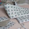 Мягкий бортик детской кроватки ENVOL BLANC