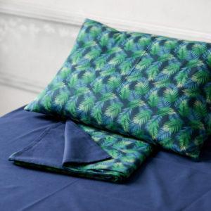 Комплект постельного белья для школьников NASSAY EMERAUDE