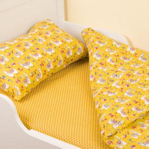Комплект постельного белья для детей ALPAGA CURRY